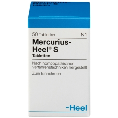 Mercurius-Heel® S Tabletten
