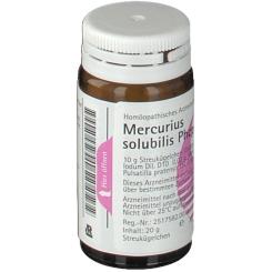Mercurius solubilis Phcp®
