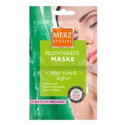 Merz Spezial Feuchtigkeitsmaske Aloe Vera & Joghurt