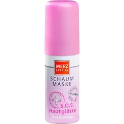 Merz Spezial Schaum-Maske SOS Hautglätte