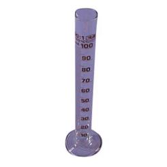 Messzylinder Glas graduiert 100 ml