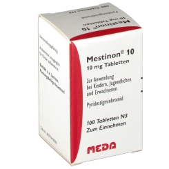 Mestinon 10 mg Tabletten