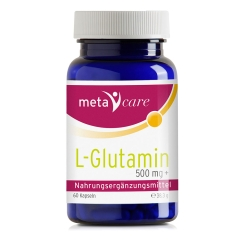 metacare® L-Glutamin