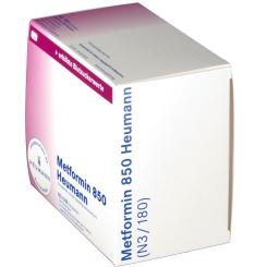 METFORMIN 850 Heumann