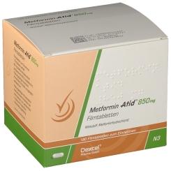 METFORMIN Atid 850 mg