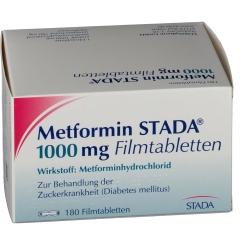 METFORMIN STADA 1000 mg