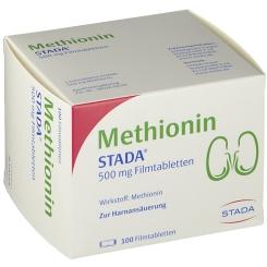 Methionin STADA® 500 mg Filmtabletten