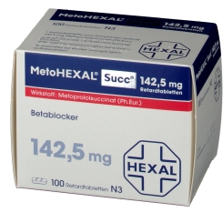 Metohexal Succ 142,5 mg Retardtabletten