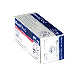 Metohexal - Succ 47,5 mg Retardtabletten