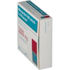 Metoprolol 100 retard 1a Pharma Tabl.