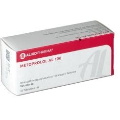Metoprolol Al 100 Tabletten