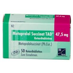 METOPROLOL SUCCINAT 47.5MG