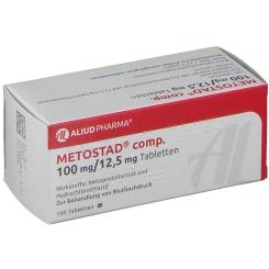 METOSTAD COMP 100/12.5 TAB