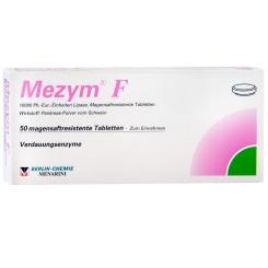Mezym® F Filmtabletten