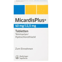 Micardis plus 40/12,5 mg Tabletten