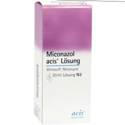 MICONAZOL acis Loesung