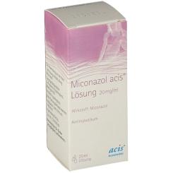 Miconazol acis® Lösung