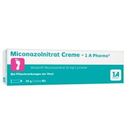 Miconazolnitrat Creme - 1 A Pharma®