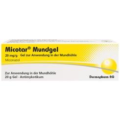 Micotar® Mundgel