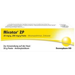 Micotar® ZP 20 mg