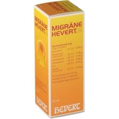 MIGRÄNE HEVERT® N Tropfen