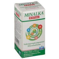 Minalka Tabletten