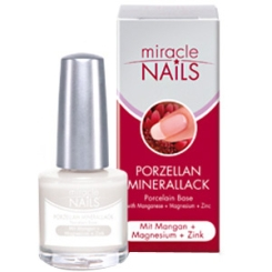 miracle NAILS Porzellan Minerallack
