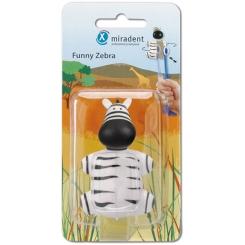 miradent Funny Snap Animals Zebra