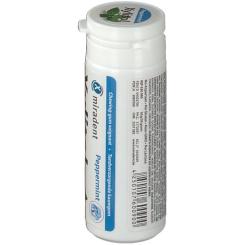 miradent Xylitol Chewing Gum Minze