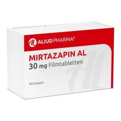Mirtazapin AL 30 mg Filmtabletten