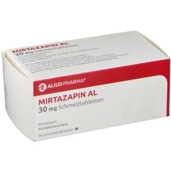 MIRTAZAPIN AL 30 mg