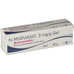 MIRVASO 3 mg/g Gel