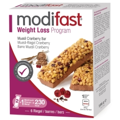 modifast® Lunch Cranberry Müsli-Riegel