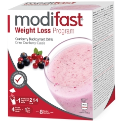 modifast® Weight Loss Program Cranberry-Cassis Drink