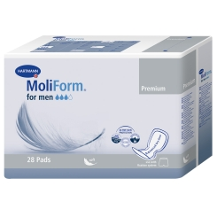 MoliForm® Premium soft for men 69x31 cm