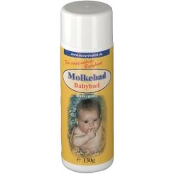 Molkebad Babybad