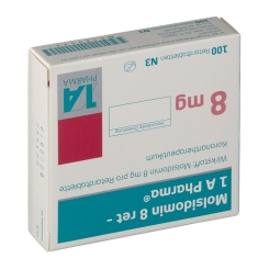 Molsidomin 8 retard 1A Pharma Retardtabletten