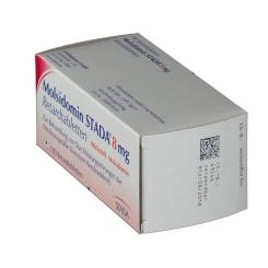 Molsidomin Stada 8 mg Retardtabletten