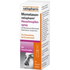 Mometason-ratiopharm® Heuschnupfenspray