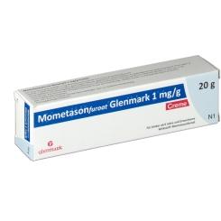 MOMETASONFUROAT GLEN 1MG/G