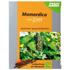 Momordica Charantia mit Zimt Kräuterteemischung Teebeutel