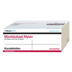 MONTELUKAST Mylan 4 mg Kautabletten