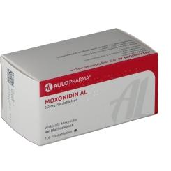 Moxonidin Al 0,2 mg Filmtabletten