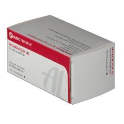 Moxonidin Al 0,3 mg Filmtabletten