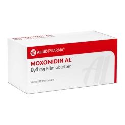 Moxonidin Al 0,4 mg Filmtabletten