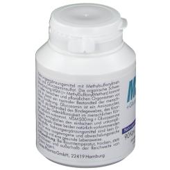 MSM 500 mg + Glucosamine Kapseln