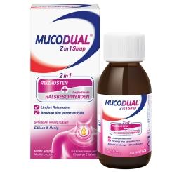 Mucodual® 2in1 Sirup
