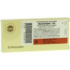 Mucokehl® D5 Ampullen