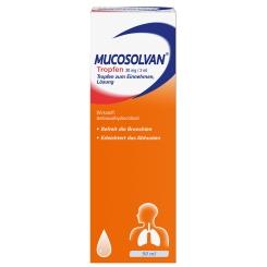 Mucosolvan® Tropfen 30 mg/2 ml