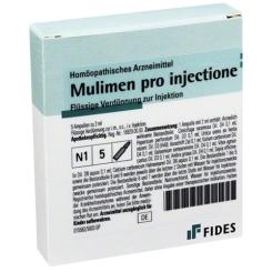 Mulimen® pro injectione Ampullen